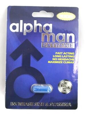 Alpha Man 3000