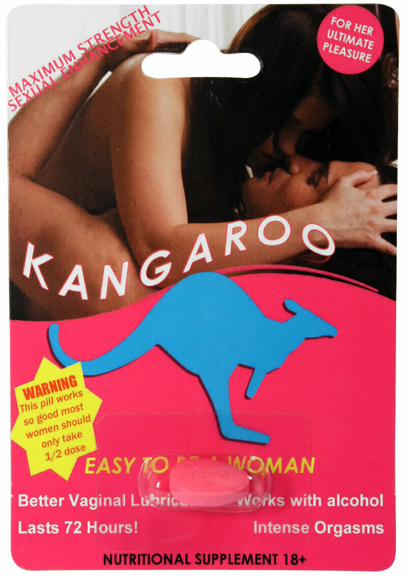 Kangaroo For Her