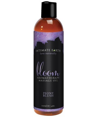 Intimate Earth Bloom Massage Oil - 120 ml