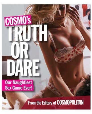 Cosmo's Truth or Dare New Edition - 120 Playing Cards
