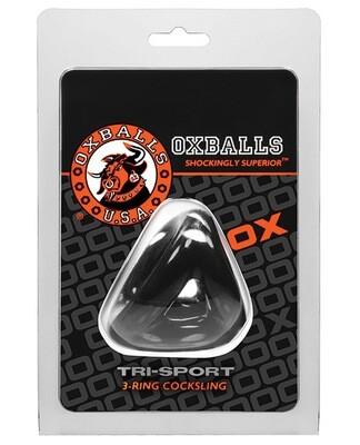 Oxballs Tri Sport Cocksling Black