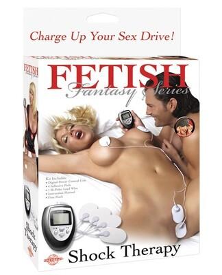 Fetish Fantasy Series Shock Therapy Electro Sex Kit