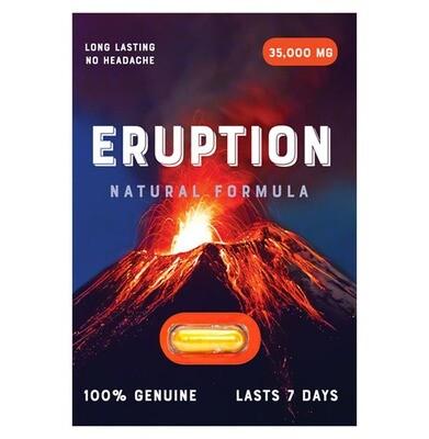 Eruption Male Enhancer