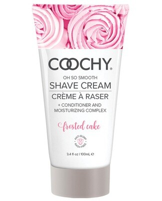 Coochy Cream Frosted Cake 3.4 oz