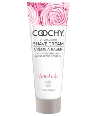 Coochy Cream Frosted Cake 7.2oz