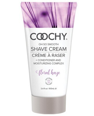 Coochy Cream Floral Haze 3.4oz