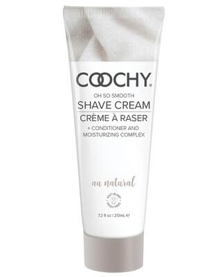 Coochy Cream Au Natural 7.2oz