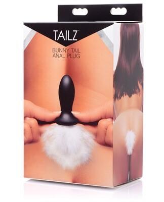 Tailz Bunny Tail Silicone Plug