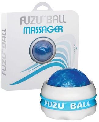 Fuzu Ball Massager Blue