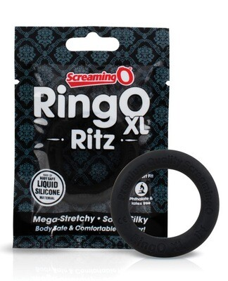 Screaming O Ringo Ritz XL Black