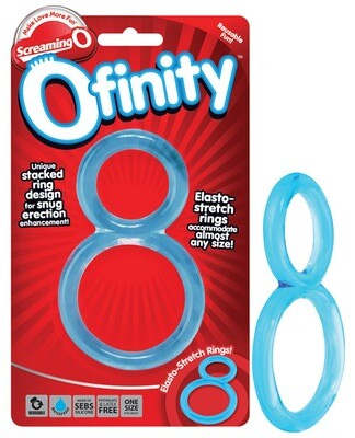 Screaming O Ofinity Blue