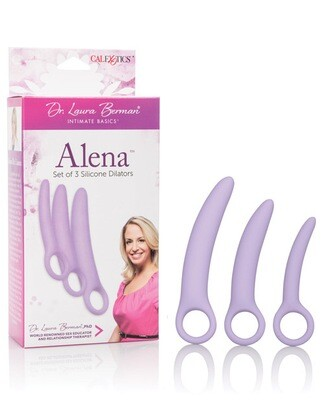 Berman Alena Silicone Dilators