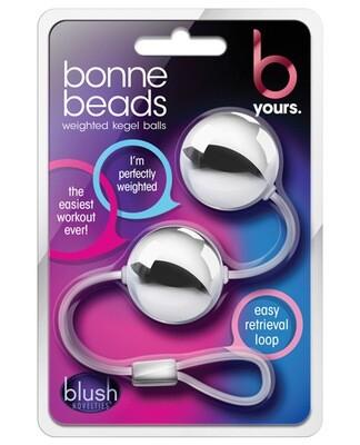 Blush Bonne Beads Silver