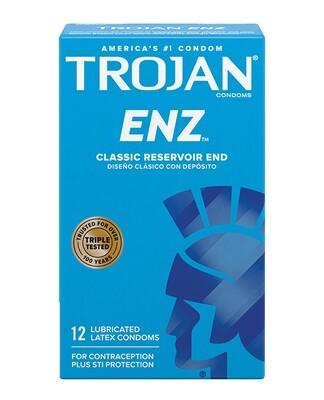 Trojan Enz 12pk