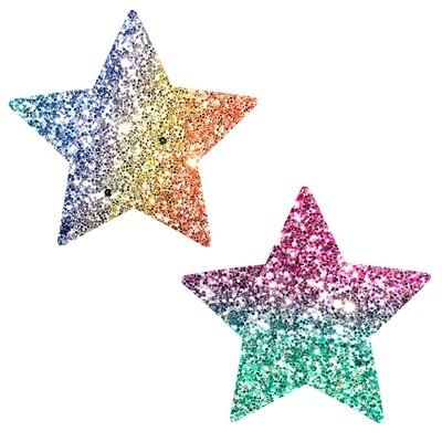 Super Sparkle Rainbow Stars