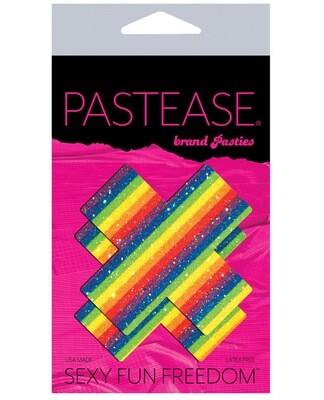 Pastease Glitter Rainbow X