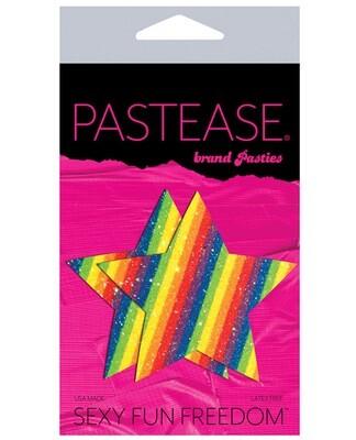 Pastease Rainbow Stars