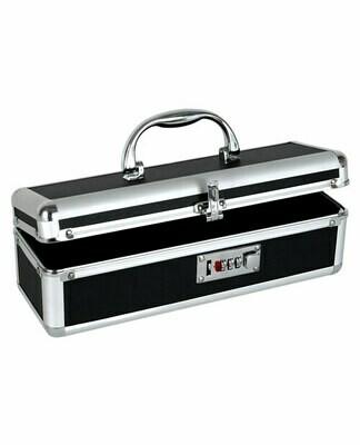 Lockable Storage Case Black