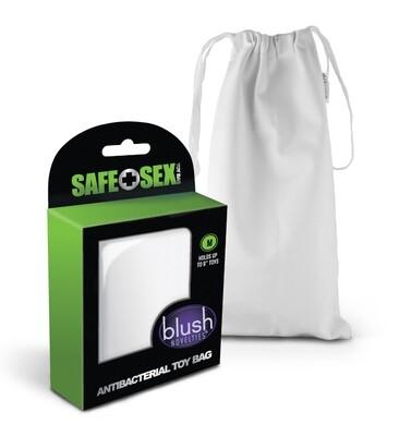 Blush Toy Bag Medium