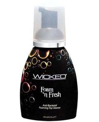 Wicked Foam N Fresh Cleaner 8oz.