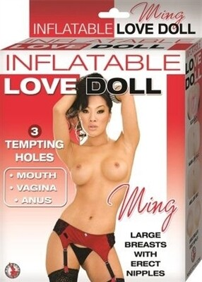 Inflatable Love Doll Ming