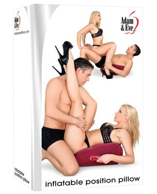 Adam & Eve Inflatable Pillow