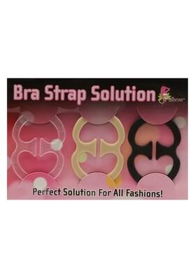 Bra Strap Solutions 3pk