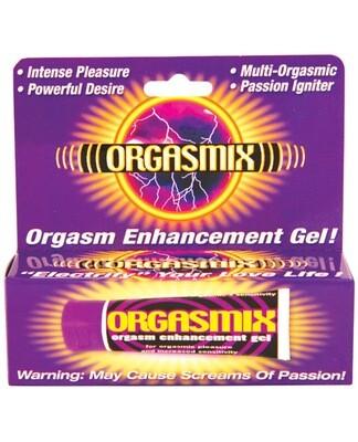 Orgasmix Tube 1oz.