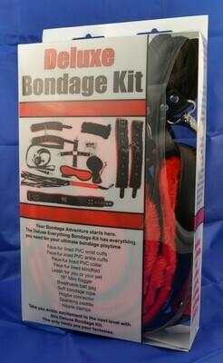 Deluxe Everything Bondage Kit