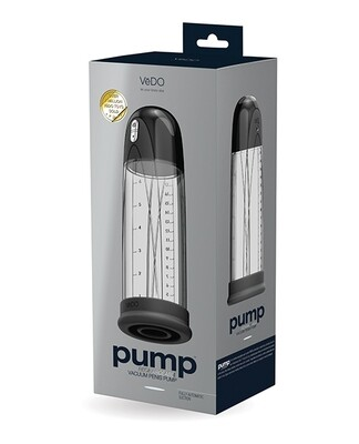 VeDo Rechargeable Penis Pump
