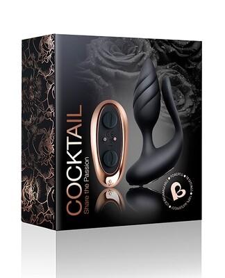 Rocks Off Cocktail Black