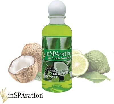 InSPArations Coconut Lime 9oz.