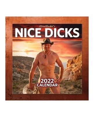 WR Nice Dicks Calender