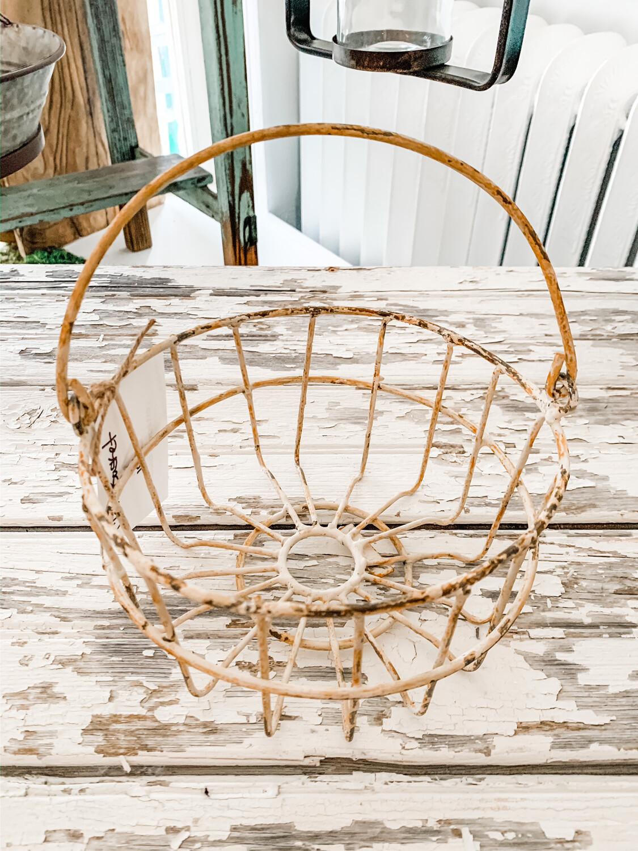 Clam basket