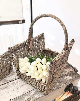 Flower Gathering Basket (Small)