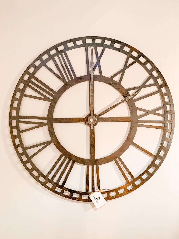 Clock (s)