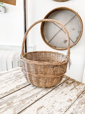 Willow Basket large
