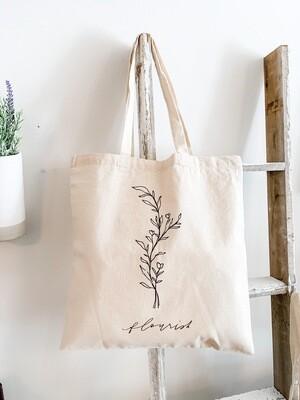 Flourish Tote Bag
