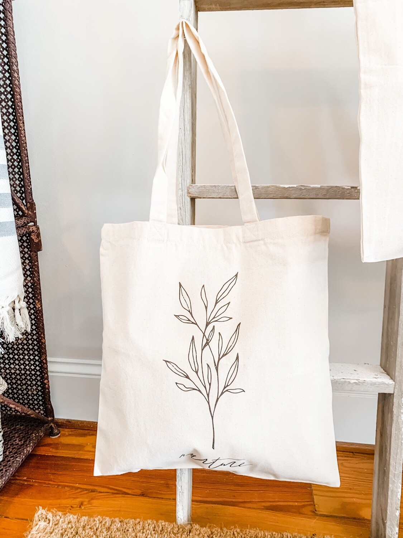 Nurture Tote Bag