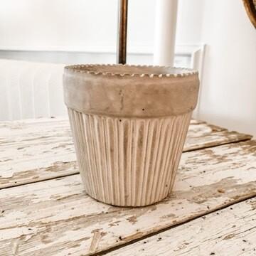 Cake Pot Planter