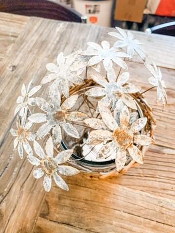 Zinc Bouquet