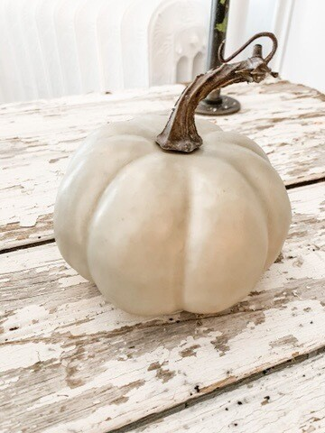 5 In Sage Green Pumpkin