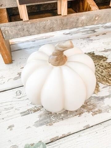 Resin Pumpkin S