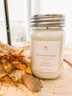 Antique Candle Co Pumpkin Spice