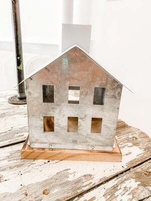Galvanized House