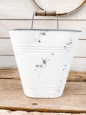 Metal Wall Bucket M