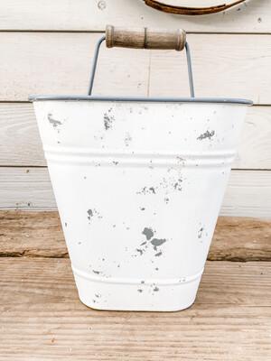 Metal Wall Bucket S