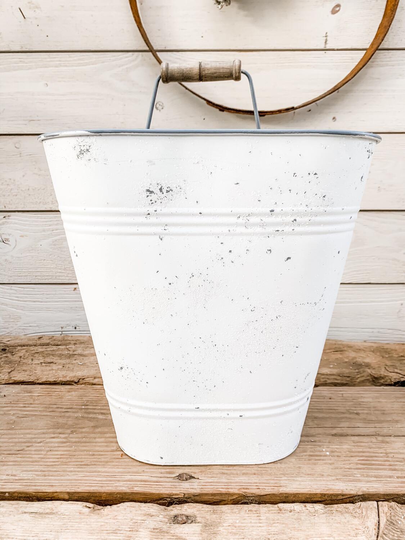 Metal Wall Bucket L