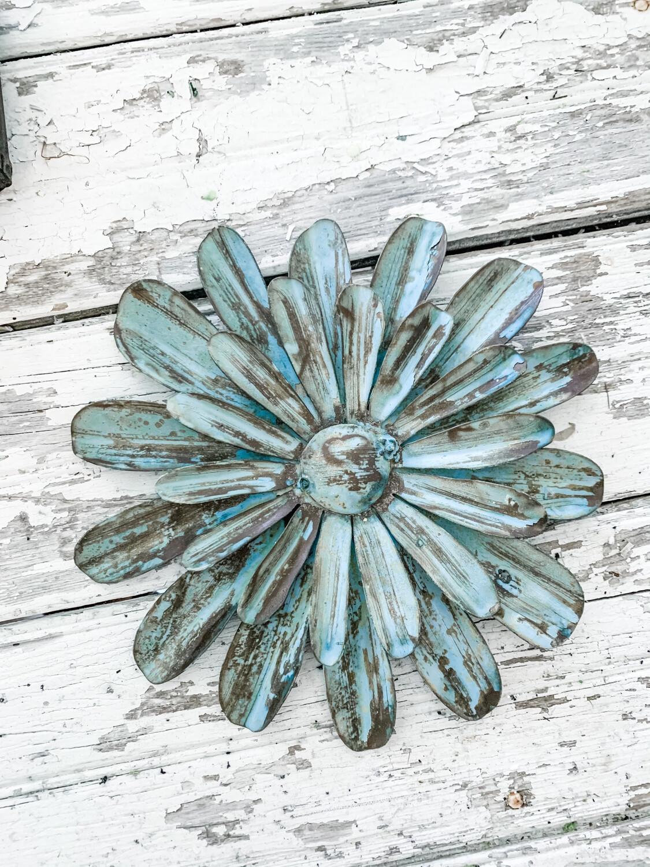 Metal Flower S