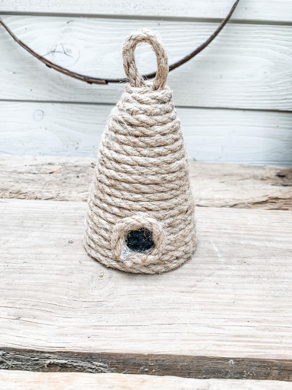 Rope Bee Skep L`